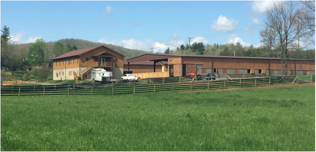Amenities: full, customized daily care over-sized horse stalls  excellent quality feed and hay  free flow horse walker round pen covered arena outdoor arena